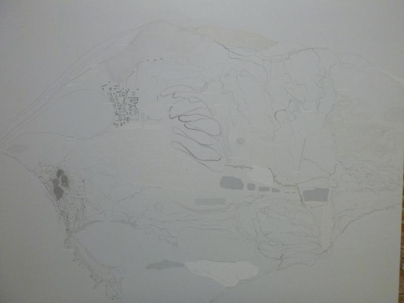 Ji Dachun acrylic cavas white 02